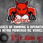 Redcat Racing RC Nitro Car How to Video Channel