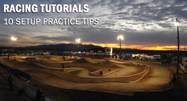 10 RC Racing Practice Tips