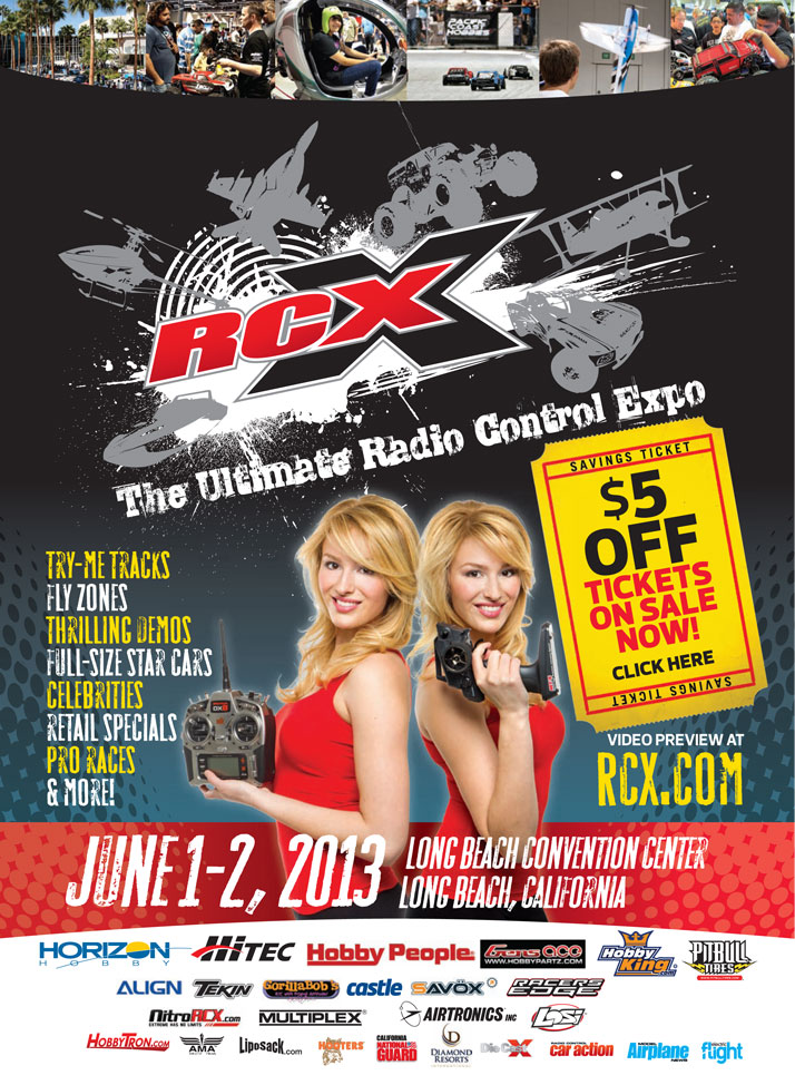 RCX Ultimate Radio Control Expo