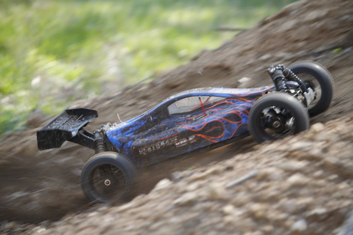 Redcat Racing Rampage XBE RC Universe Review Image
