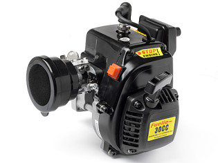 30cc gas engine fuelie RC
