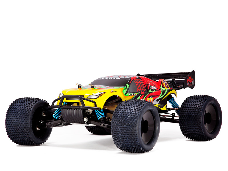 Redcat Racing Monsoon XTR Nitro RC Truggy Image