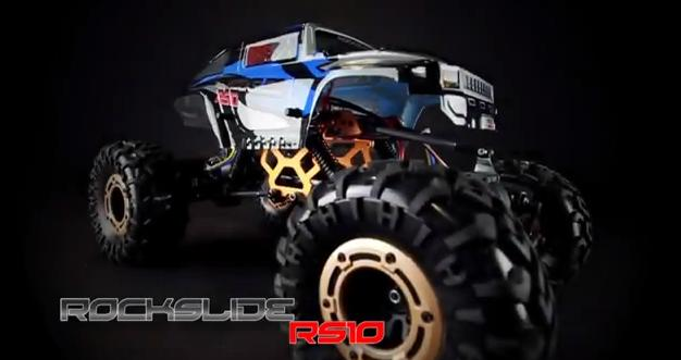 Redcat Racing Rockslide RS10 RC Rock Crawler Image