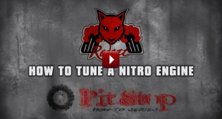 Redcat Racing Pit Stop How To Nitro Series Tuning A Nitro