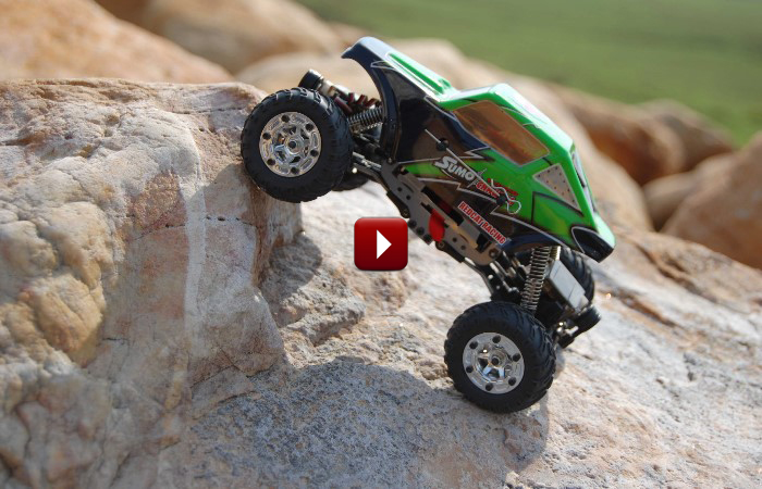 Redcat Racing Sumo RC Rock Crawler Image