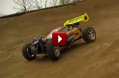 Redcat Racing Tornado S30 Nitro RC Car Video Image