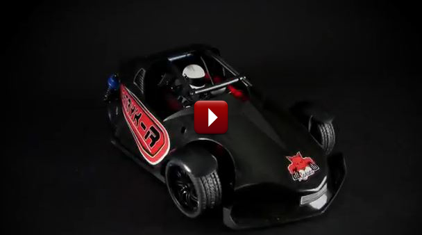 Redcat Racing S-TRYK-R  RC Car Image