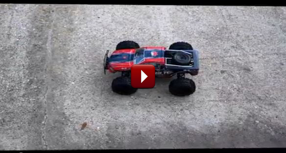 Redcat Racing Sandstorm TK RC Baja Truck Video Image