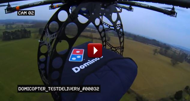 Redcat Racing Friday Fun Feature Domino's Pizza RC Helicopter Video Image