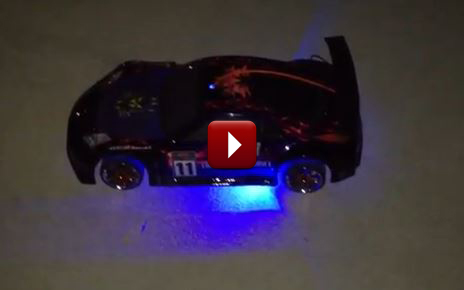 Redcat Racing Friday Fun Feature Lightning EPX Drift Neon Video Image