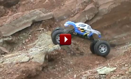 Redcat Racing Rockslide Super Crawler RC Rock Crawler Image copy