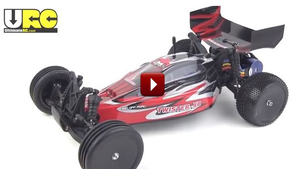 Redcat Racing Twister XB 2WD Ultimate RC Video Review Image