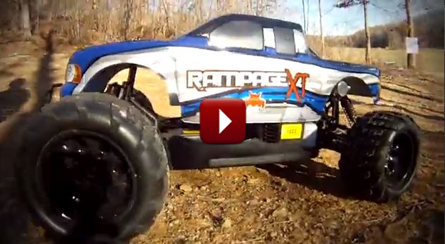 Redcat Racing Rampage XT Monster RC Truck Image