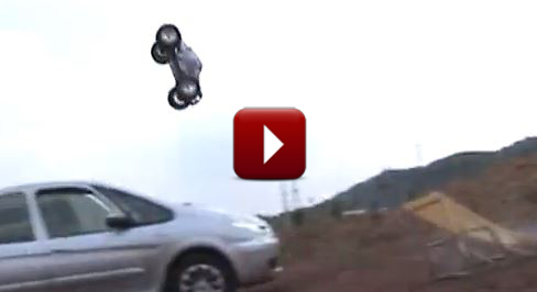 Redcat Racing Friday Fun Feature Driving Redcat Off a Cliff Video Image