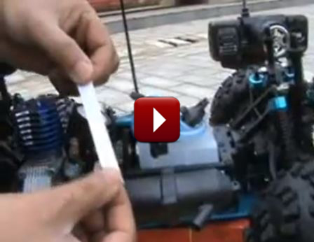 Redcat Racing Pitsop Series How Setting Gear Mesh Video Image