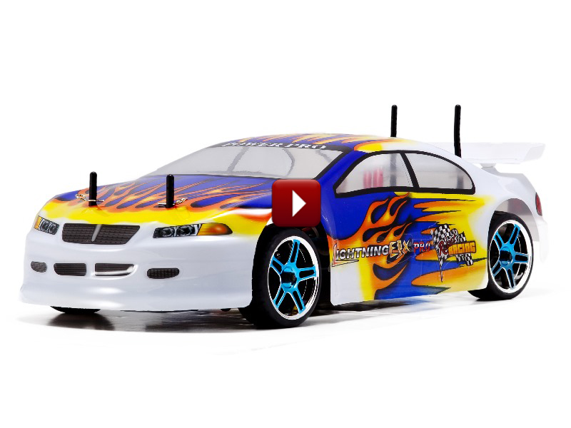Redcat Racing Lightning EPX Pro Nitro RC Car Image