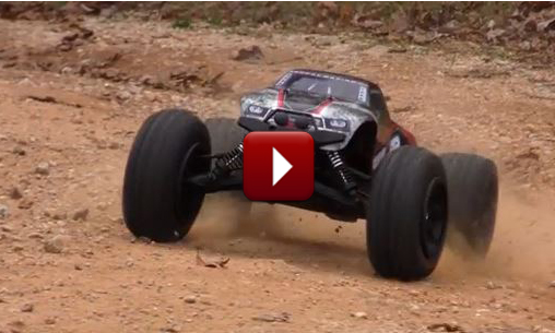 Redcat Racing Terremoto Brushless RC Truck New Promo Video Image