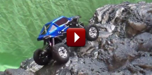 Redcat Racing Friday Fun Feature Sumo Crawler vs. Foam Mountian Video