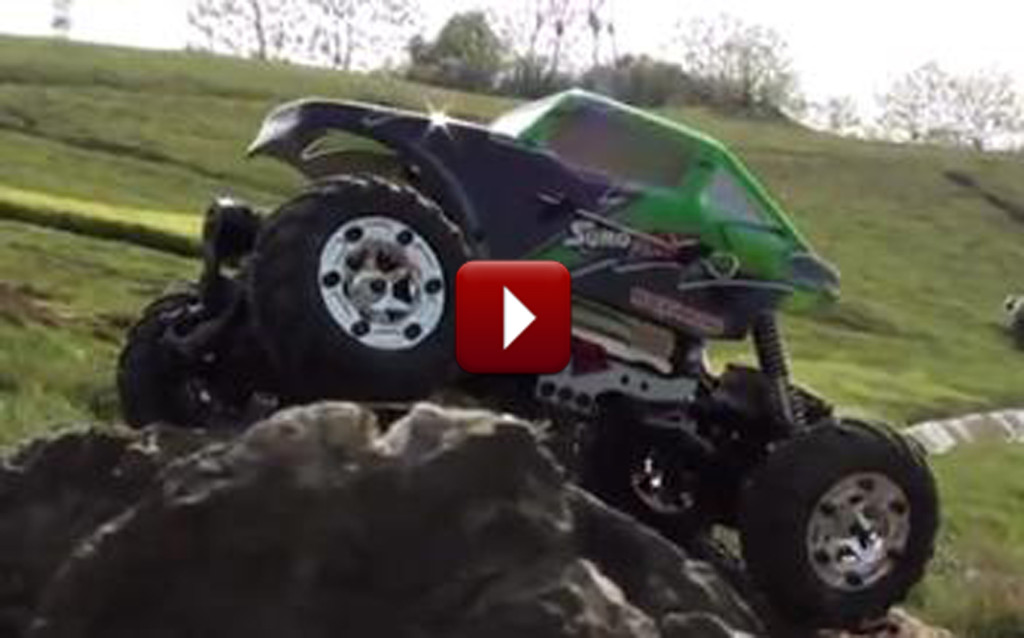 Redcat Racing Sumo RC 24th Scale Rock Crawler Video Image