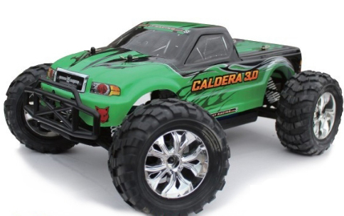 Redcat Racing Caldera 3.0 Nitro RC Monster Truck Image2