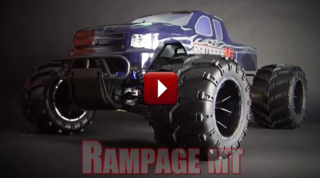 Redcat Racing Rampage MT New Promo Video Image