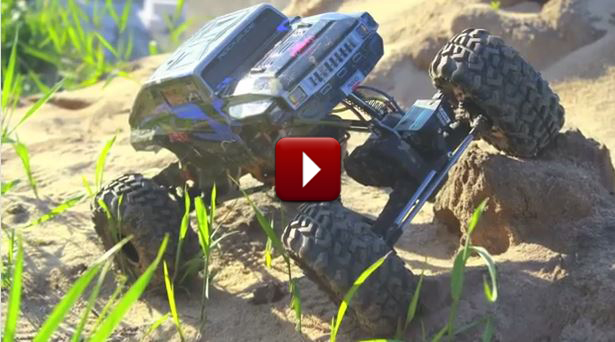 Redcat Racing Friday Fun Feature Rockslide RS10 Rock Crawler Goes To Russia Video Image