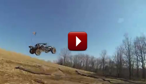 Redcat Racing Rampage Chimera PRO Brushless RC Sand Rail Video Image