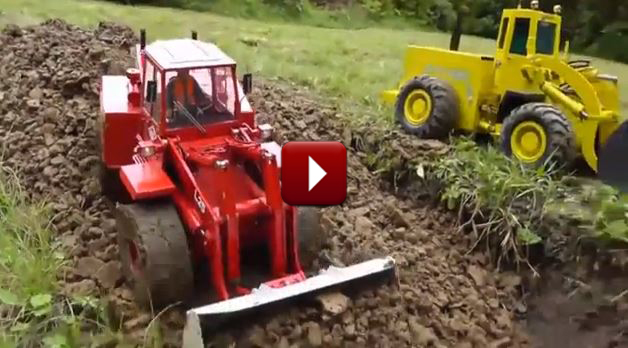 Redcat Racing Friday Fun Feature RC Construction Site Video Image