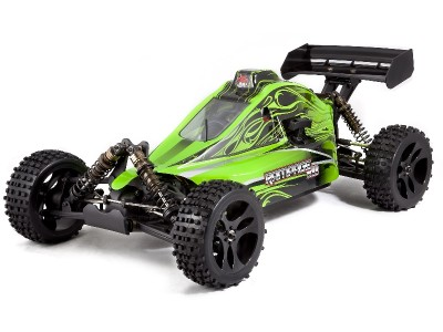 Redcat Racing Rampage XB Large Scale Gas Buggy Green Image