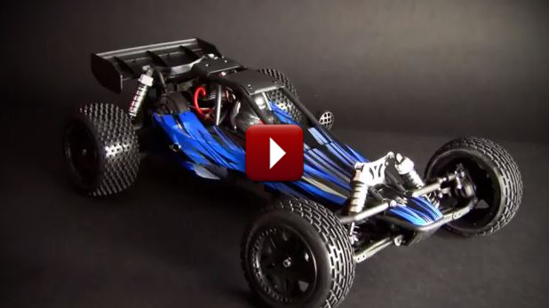 Redcat Racing Tsunami Pro RC Sand Buggy Promo Video Image