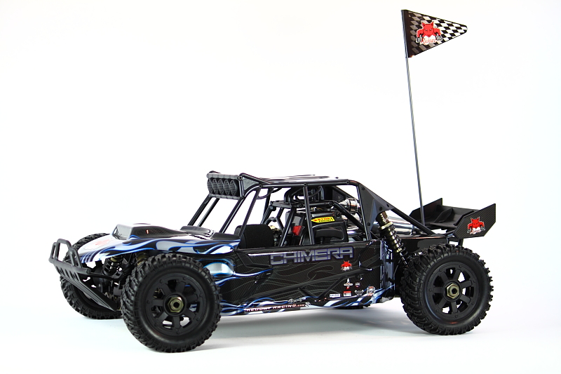 Redcat Racing Rampage Chimera SR Gas Sand Rail