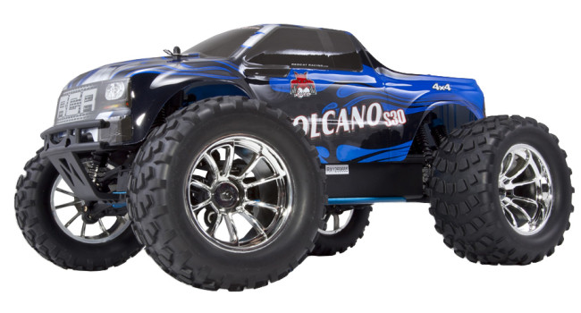 Redcat Racing Volcano S30 Nitro RC Monster Truck  Image