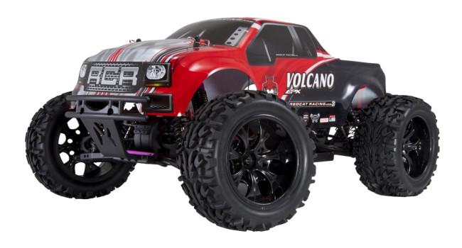 Redcat Racing Volcano EPX 10th Scale Electric Monster Truck Image