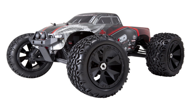 Redcat Racing Terremoto 8th Scale Electric Monster Truck Image