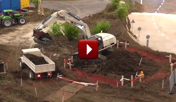 Redcat Racing Friday Fun Feature More RC Construction Site Video Image