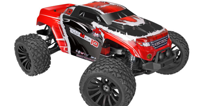 Redcat Racing Tenth Scale Terremoto-10 Monster Truck New Coming Soon!