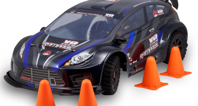 Redcat Racing Rampage XR Large Scale Gas Rally Car New Image