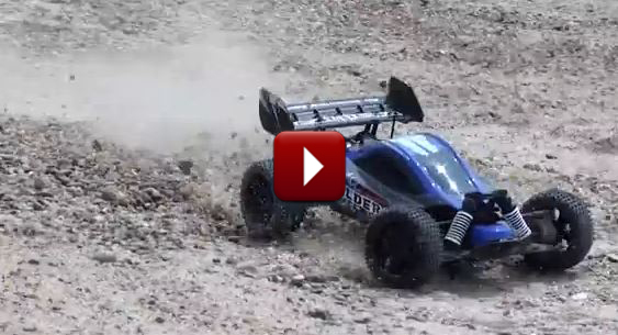 Redcat Racing Caldera XB 10E Brushless RC Buggy Video Image