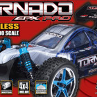 Redcat Racing Tornado EPX Pro RC Car New Box Image