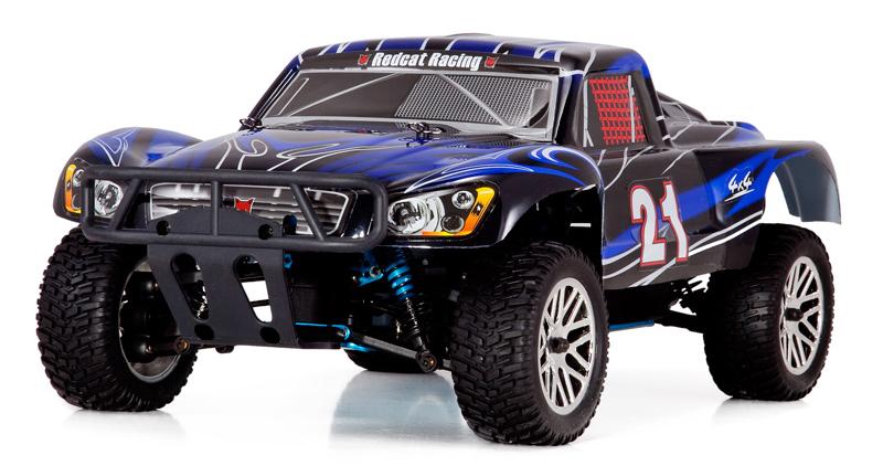 Redcat Racing Vortex SS Nitro RC Desert Truck Image