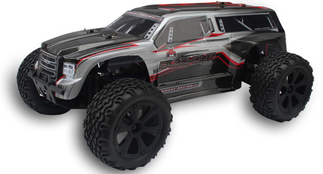 Redcat Racing Blackout XTE PRO Brushless Electric Monster Truck and SUV