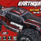 Redcat Racing Earthquake 3.5 Nitro RC Monster Truck New Box Image
