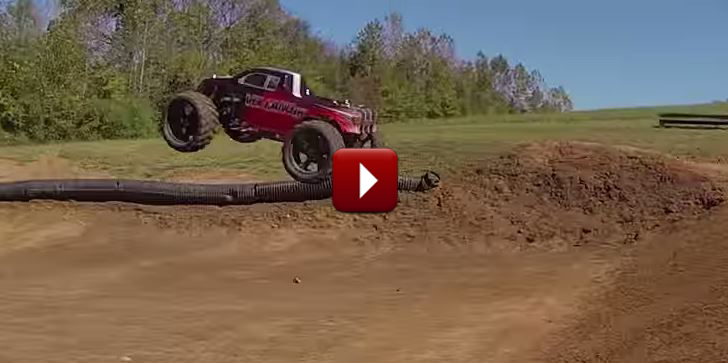 Redcat Racing Volcano 18 Electric RC Monster Truck New Promo Video Image