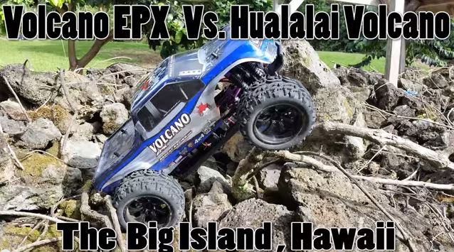 Redcat Racing Adventure Video Contest Winner Volcano EPX Big Island Image