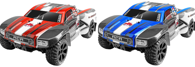 Redcat Racing Blackout SC Pro Brushless Electric Tenth Scale Short Course Truck Slider