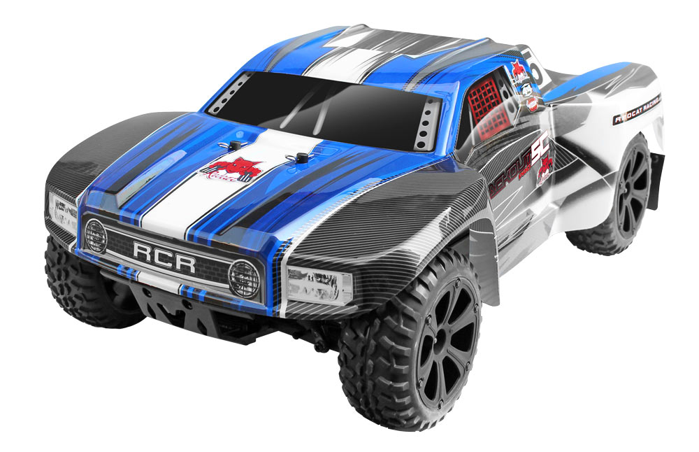 Redcat Racing Blackout SC Pro Brushless Electric Tenth Scale Short Course Truck