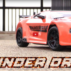t drift orange v header