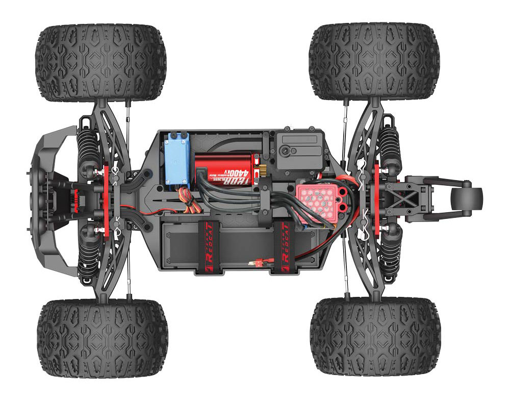 Team Redcat TR-MT10E Chassis