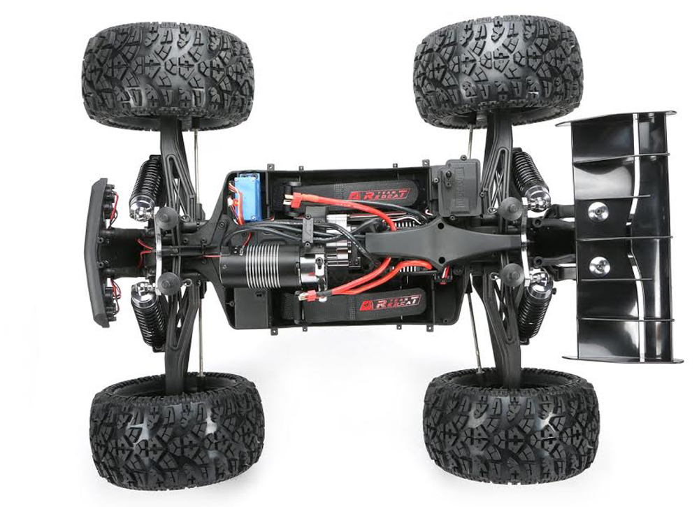 TR-MT8 BE6S Chassis