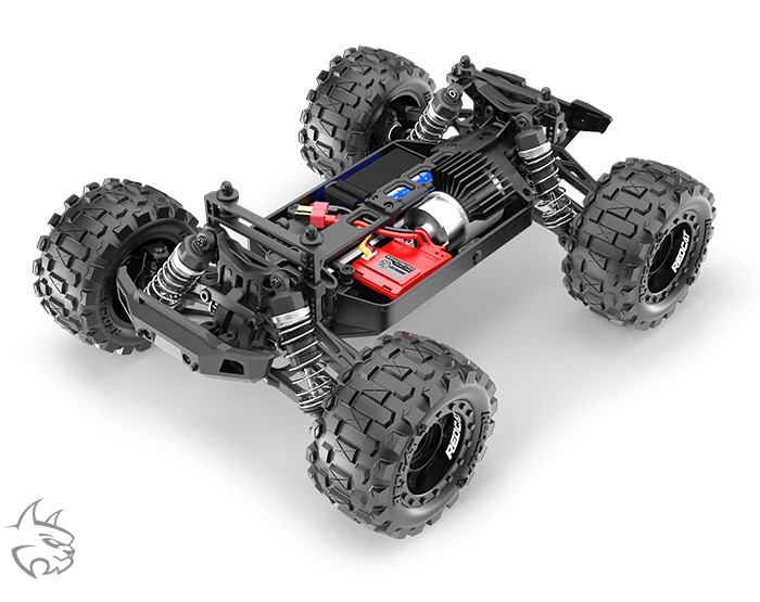 VOLCANO 16 chassis 3qrtr003001